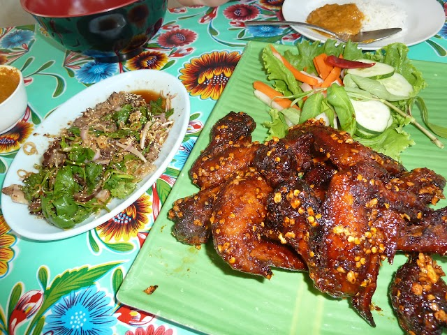 Pok pok noi in portland for Authentic thai cuisine portland