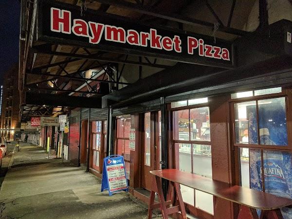 Haymarket Pizza