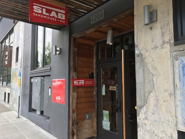 Slab Sandwich + Pie banner backdrop