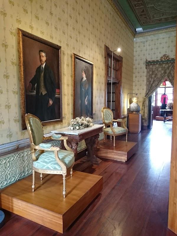 Popular tourist site Museo Remigio Crespo Toral in Cuenca