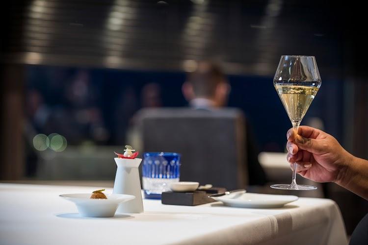 Ciel Bleu Restaurant Amsterdam