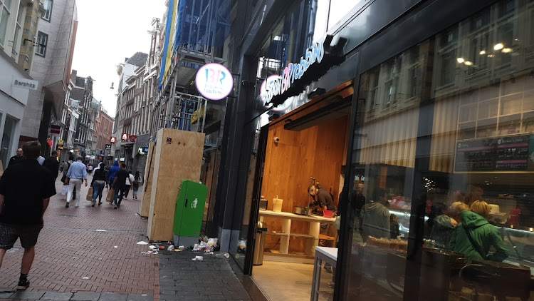 Baskin Robbins Amsterdam