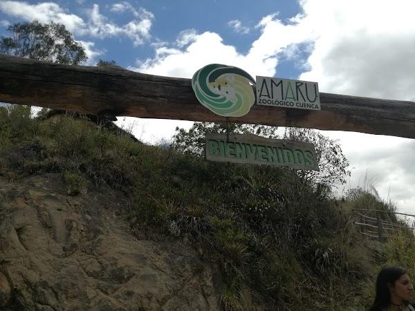 Popular tourist site Amaru Zoológico Bioparque in Cuenca