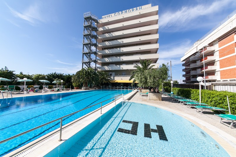 Hotel Cormoran 4 stars Cattolica