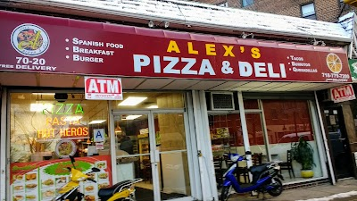 Alex's Pizza & Deli Parking - Find Cheap Street Parking or Parking Garage near Alex's Pizza & Deli | SpotAngels