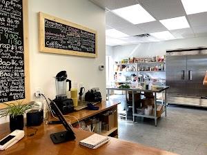 Nourish Eatery & Juice Bar