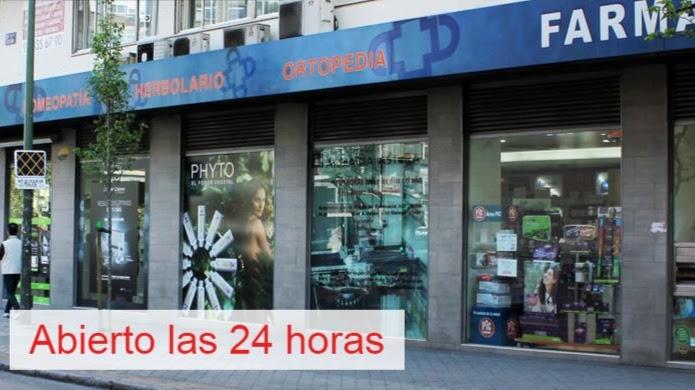 Foto farmacia Farmacia Astura 24 h