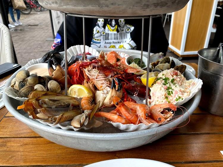 The Seafood Bar Amsterdam
