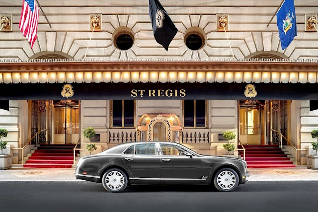 List item The St. Regis New York image