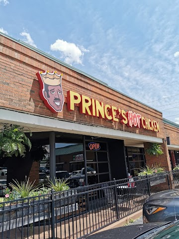 List item Prince's Hot Chicken Shack South image