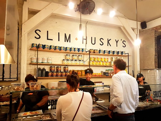 Slim & Husky's Pizza Beeria