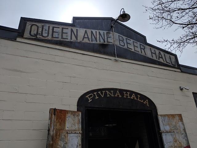 Queen Anne Beerhall