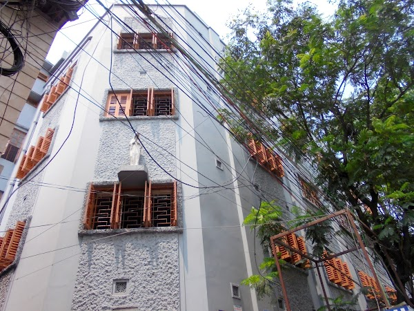 Popular tourist site The Mother House Of the Missionaries Of  in Kolkata