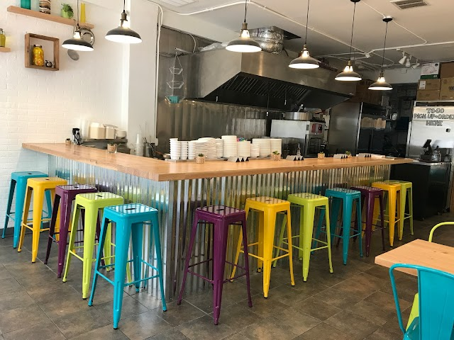 Aviv Hummus Bar image