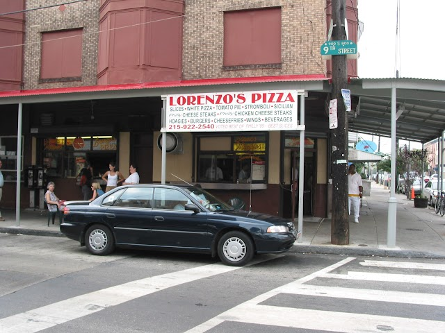Lorenzo's Pizza