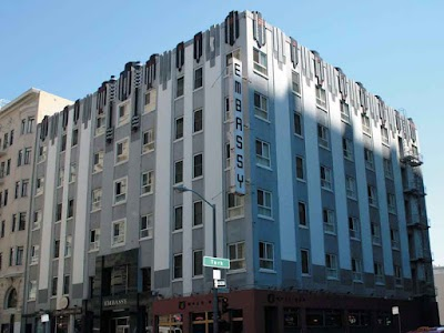 Embassy Hotel Parking - Find Cheap Street Parking or Parking Garage near Embassy Hotel | SpotAngels