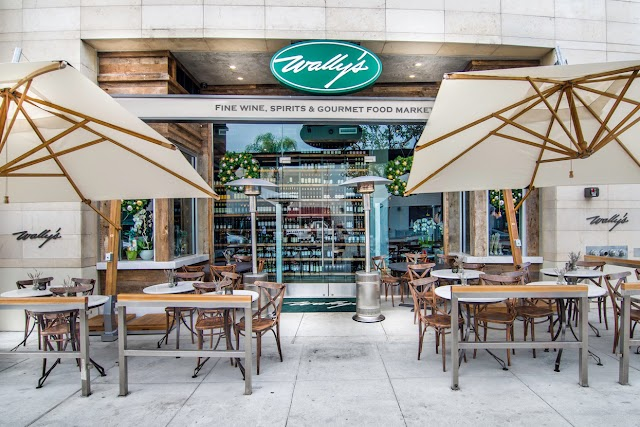 Wally's Beverly Hills