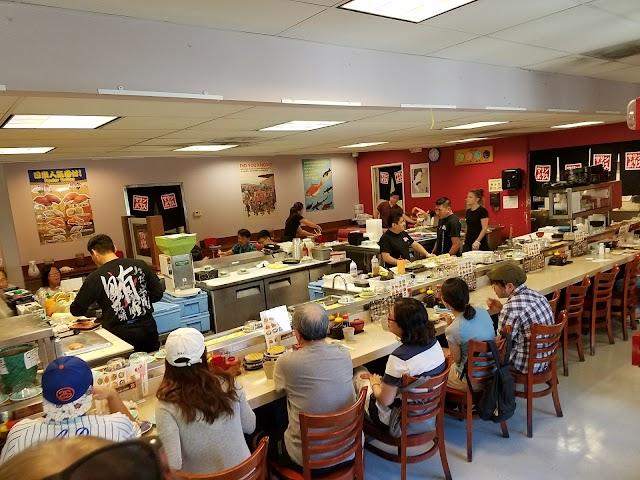 Marinepolis Sushi Land: Bellevue image