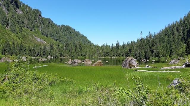 Lake Twenty-Two Trailhead
