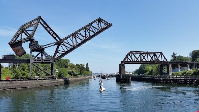 Ballard (Hiram M. Chittenden) Locks