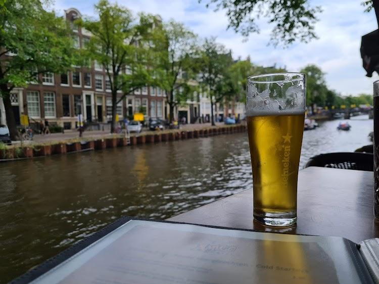Amigo Grill Restaurant Amsterdam