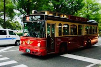 観光スポット周遊バス あかいくつ 乗り場