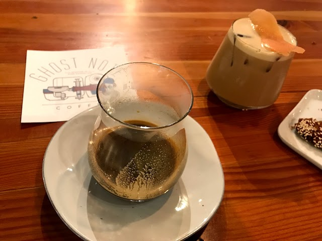 Ghost Note Coffee