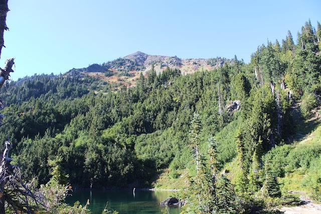 Upper Lena Lake Trail