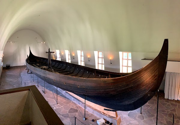 Popular tourist site Viking Ship Museum in Oslo