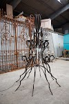 Image 7 of Artist blacksmith Dujardin Artconcept, Oostrozebeke