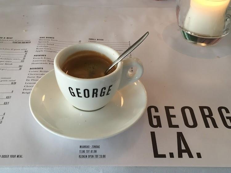 George LA Laren
