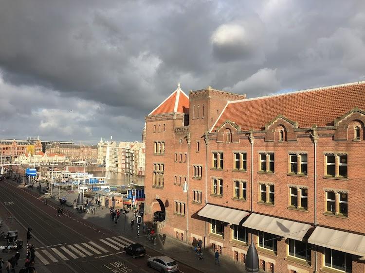 Hotel Manofa Amsterdam