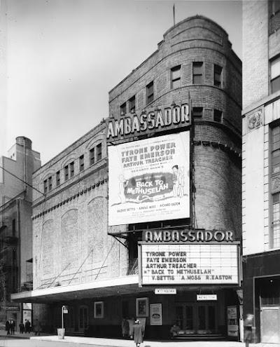Ambassador Theatre Parking - Find the Cheapest Street Parking and Parking Garage near Ambassador Theatre | SpotAngels