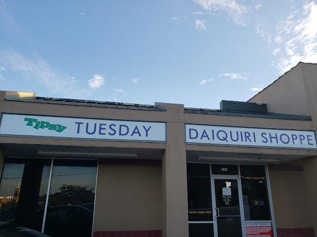 Tipsy Tuesday Daiquiri Shoppe