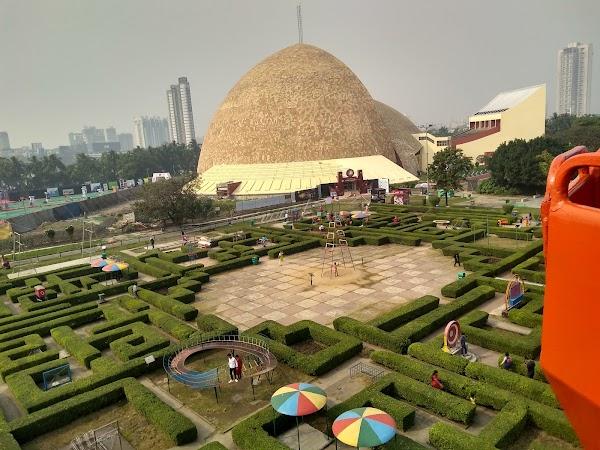 Popular tourist site Science City Kolkata in Kolkata