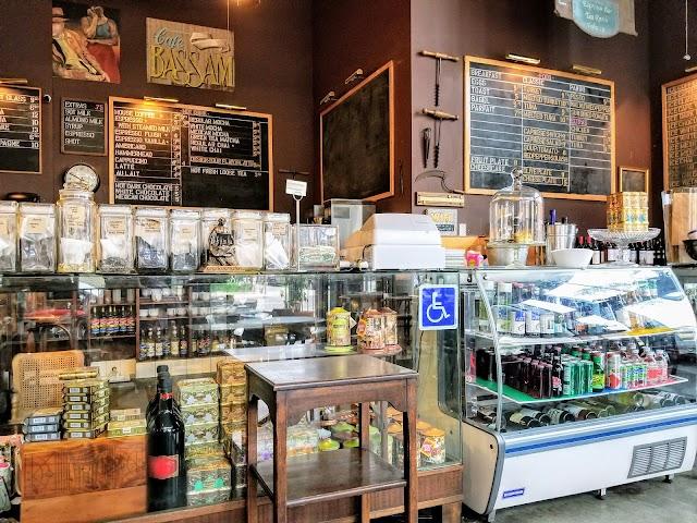 Cafe Bassam