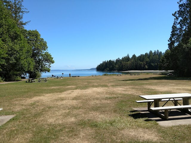 Penrose Point State Park