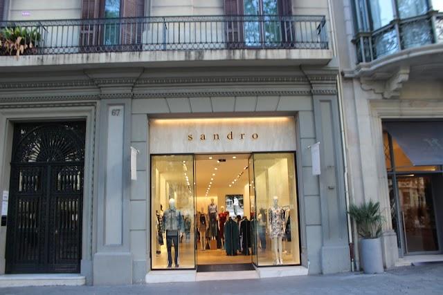 Sandro Paris flagship
