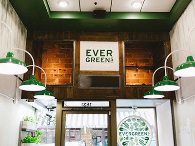 Evergreens Salad