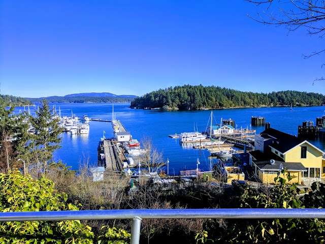 The Port of Friday Harbor
