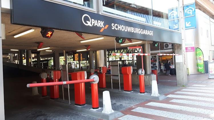 Q-Park Schouwburggarage Amstelveen