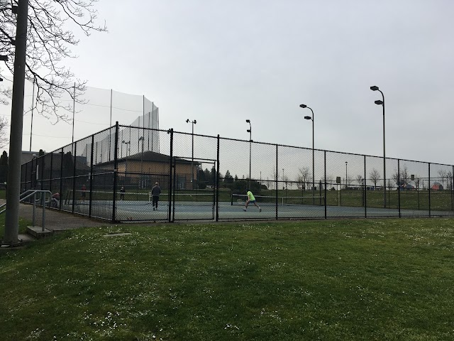 Jefferson Tennis Courts