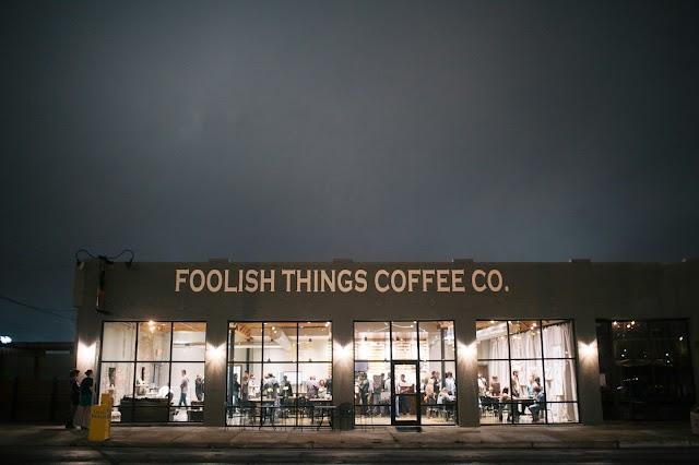 Foolish Things Coffee Company image