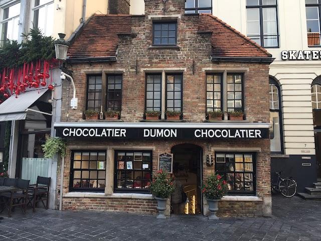 Chocolatier Dumon image