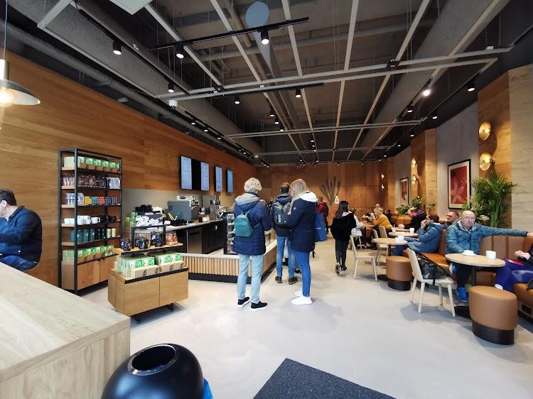 Starbucks Almere