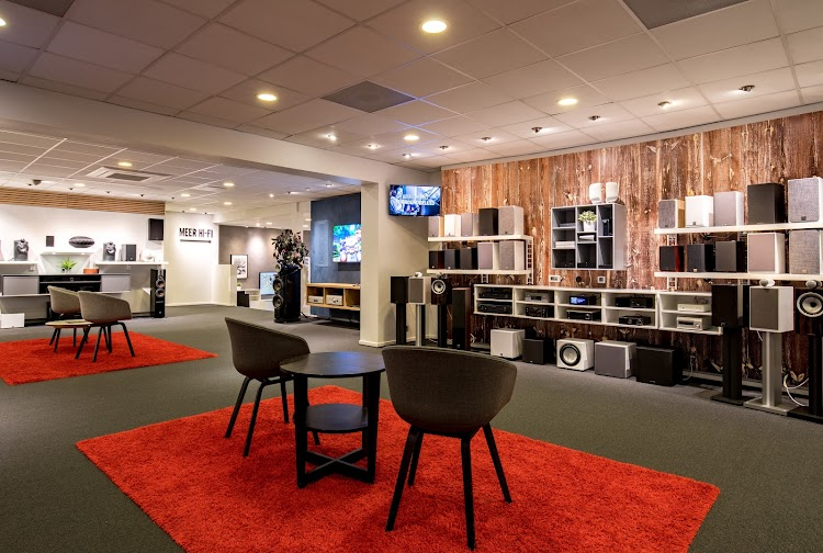 Hi-Fi Klubben Amsterdam