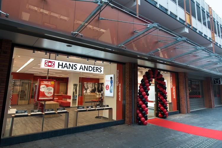 Hans Anders Opticien Alkmaar Winkelcentrum De Mare Alkmaar