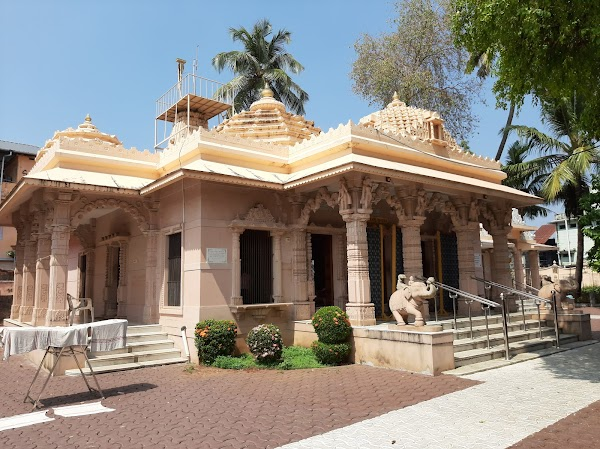 Popular tourist site Jain Temple, Mattancherry, kochi in Cochin