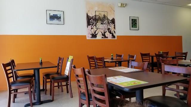 Orange Roll & Sushi