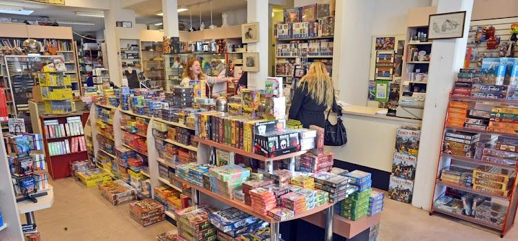 Schaak- en Gowinkel Het Paard - Spellen en Puzzels sinds 1987 Amsterdam